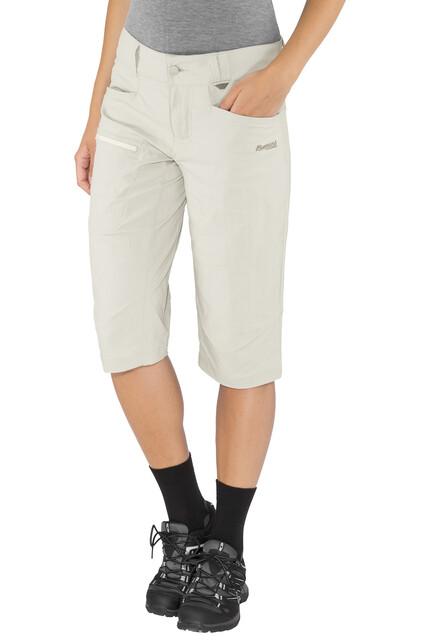 Bergans W's Utne Pirate Pants Aluminium/Vit/Solid Grå